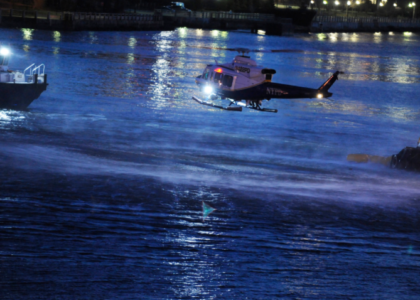 Helicopter attributes deadly crash to passengers tether snagging a fuel cut off switch!