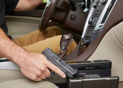How To: Driving with Firearms!