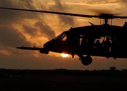 US Helo crashes in Iraq!
