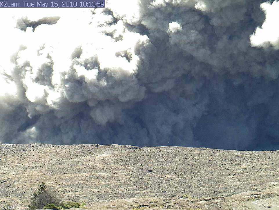 Red Alert for Hawaii as Volcano threatens HUGE eruption!