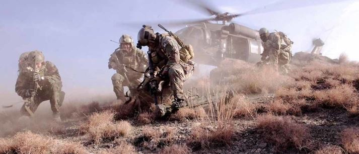Special Forces Captures ISIS Capital in afghanistan!