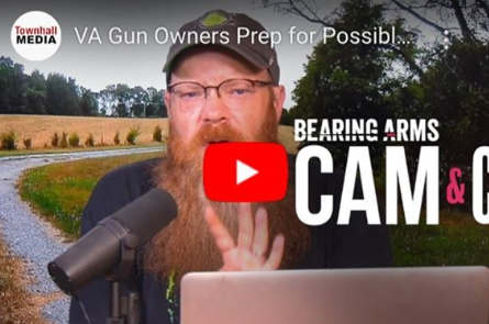 2A Activists Prep For Gun Control Push During Virginia Special Session