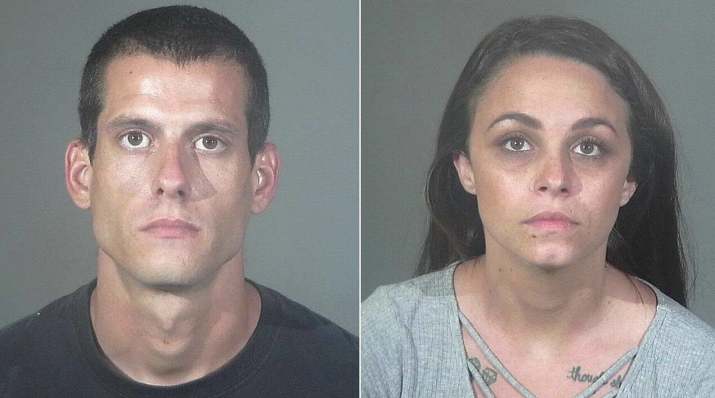 Calif. couple faces charges after Nazi salute, yelling 'White lives matter' at Black man, girlfriend