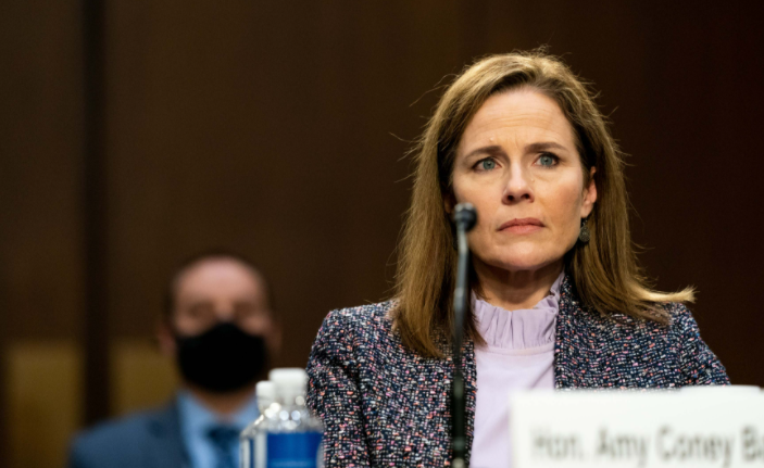 Amy Coney Barrett's Nomination Approved by Senate Judiciary Committee