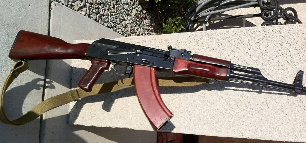 Semi-Automatic Rifle Used in Defense Against Home Invaders