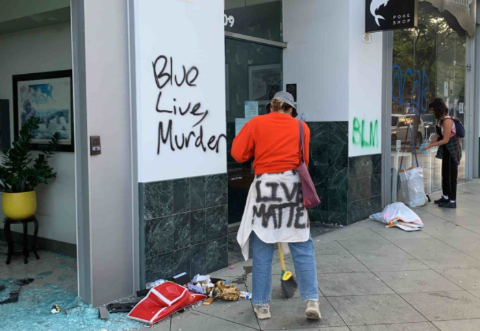 Santa Monica Police Chief Resigns over Riots After 66,000 Sign Petition Demanding Removal