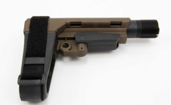 ATF Accuses SB Tactical of False Advertising