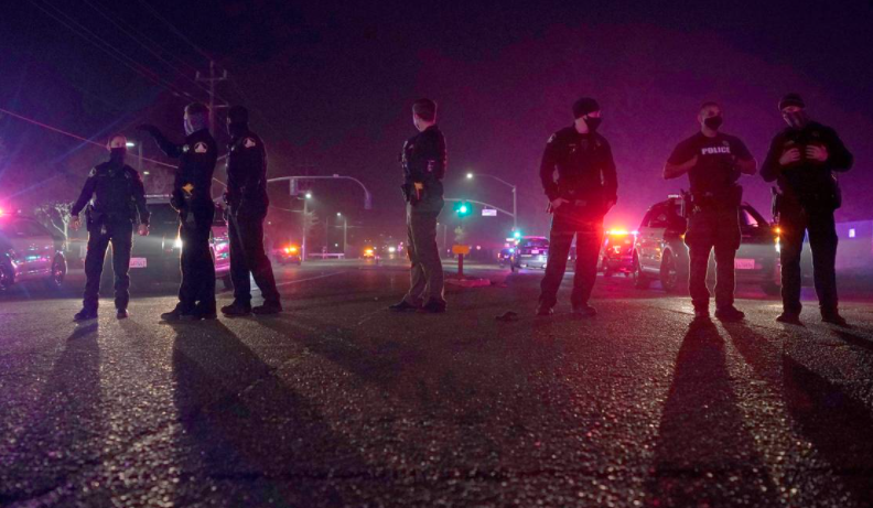 California sheriff's deputy wounded in shootout; one suspect dead