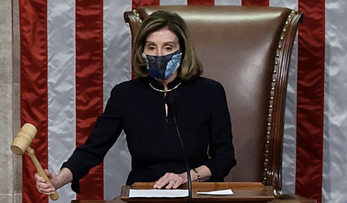 Pelosi Wants To Fine US Lawmakers That Do Not Comply Firearm Screening