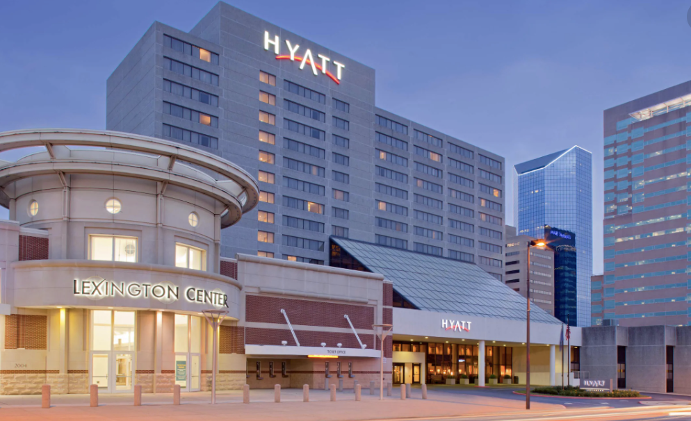 Hyatt claps back at CPAC haters