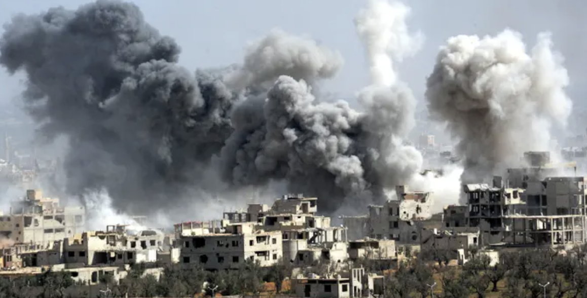 US launches airstrike against Iranian-backed forces in Syria
