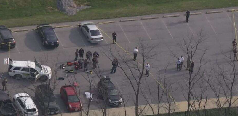 Two Men Seriously Injured Near Fort Detrick In Maryland Shooting