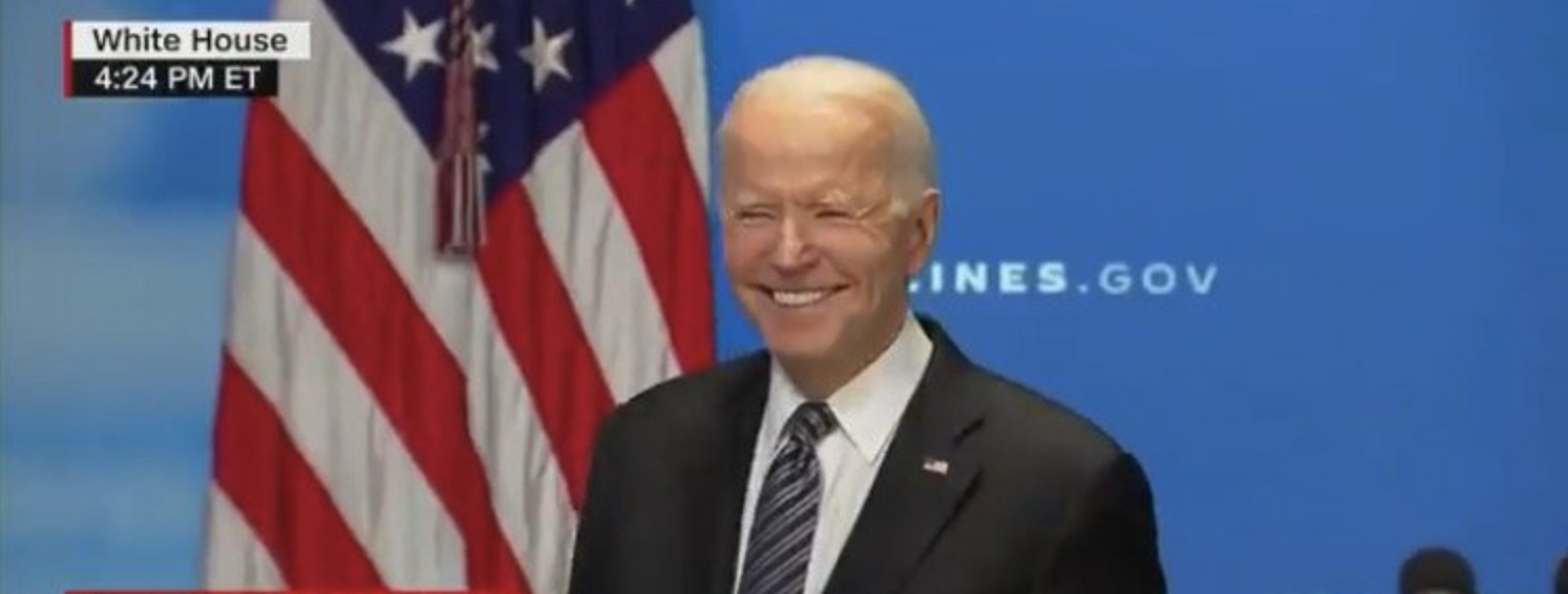 """Joe Biden Told Reporters He """"Isn't Supposed to be Answering these Question I am Supposed to Leave"""""""
