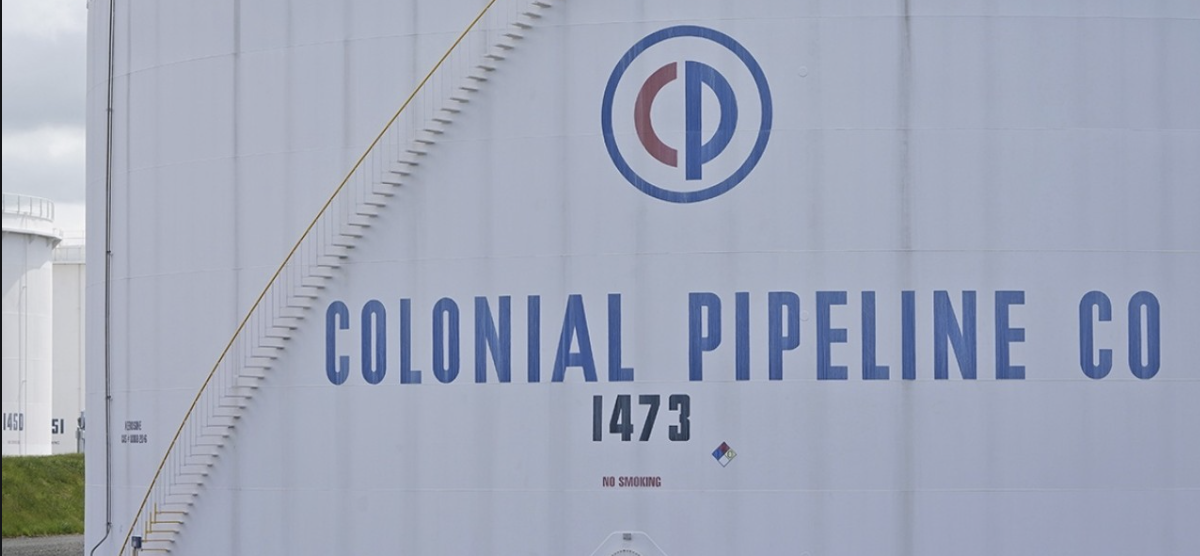 Colonial Pipeline back online amid gas shortage