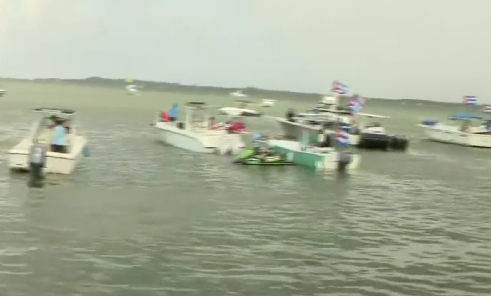 Call goes out to South Florida boaters to sail for Cuba; Coast Guard discouraging journey