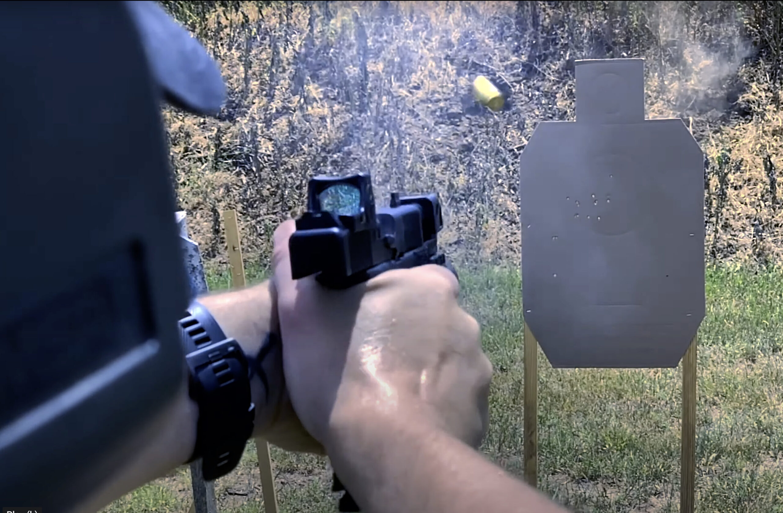 How to shoot a handgun better and do other things good too.