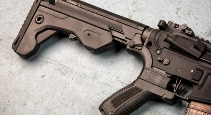 US Military Courts Rules Bump Stocks Are Not Machine Guns
