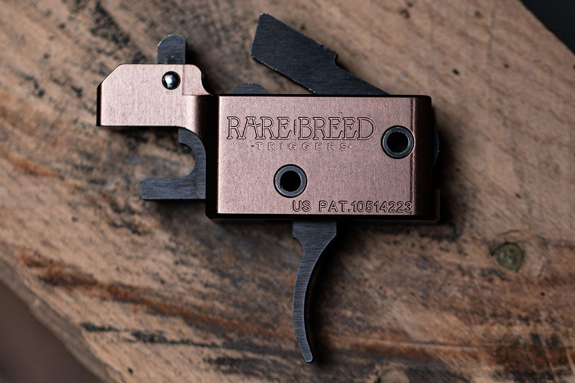 Rare Breed Sues Big Daddy for Patent Infringement